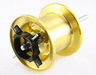 Avail Microcast CC1050R spool Champaign Gold