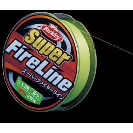 Berkley Super FireLine, braided lines