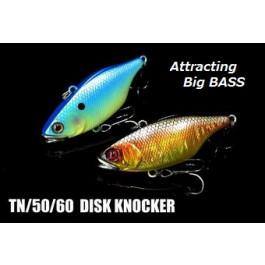 Jackall TN50/TN60 Disk Knocker, Big Bass special