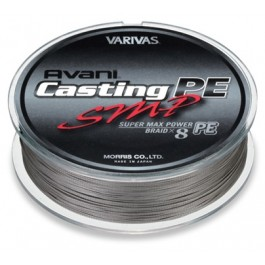 Varivas Avani Casting PE SMP Super Max Power x8