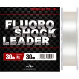 Yamatoyo Fluoro Shock Leader 20m/30m (100% fluorocarbon leader)