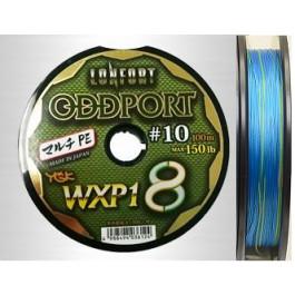 YGK Lonfort Oddport WXP1 8+1 braid 200m, 300m, order cut 100-1200m