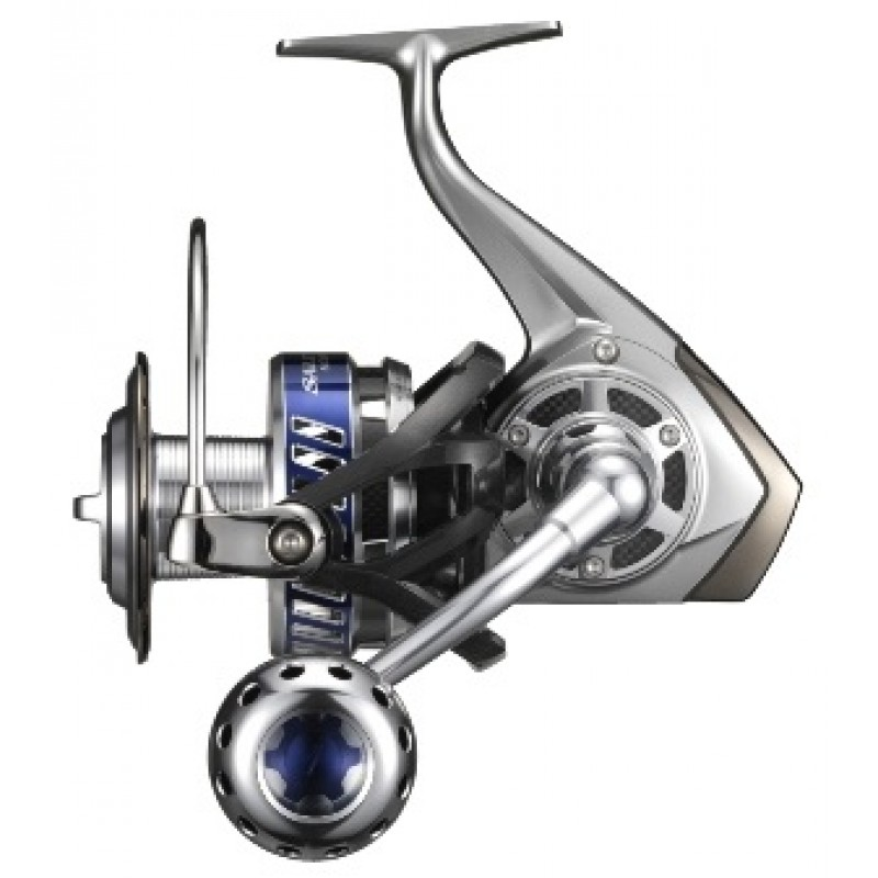 Daiwa 10saltiga spinning reels japan 2010 2014 spinning for Daiwa fishing reels