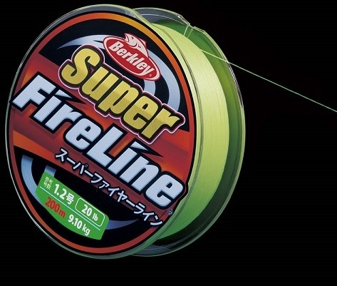 Berkley Super FireLine, braided lines