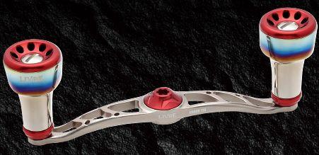 Livre Crank110 Daiwa handle
