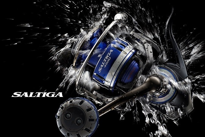 Daiwa 15Saltiga Spinning reels Japan model 2015-