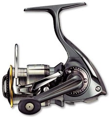 Daiwa Exist Steez Custom spinning 2005-2007