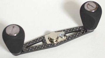 Mike's Reel Repair ABU/Daiwa Carbon handle kit 85mm, right