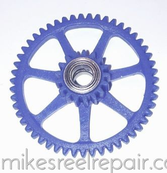 Mikes Reel Repair Super Ported ABU 5152 idler gear kit