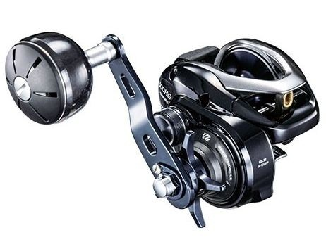 Shimano 17Grappler 300/301 low profile deep jigging reels 2017-