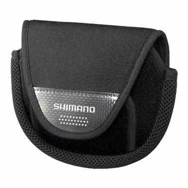 Shimano Spinning reel bag PC-031L, Black, M(3000, 4000, C5000)