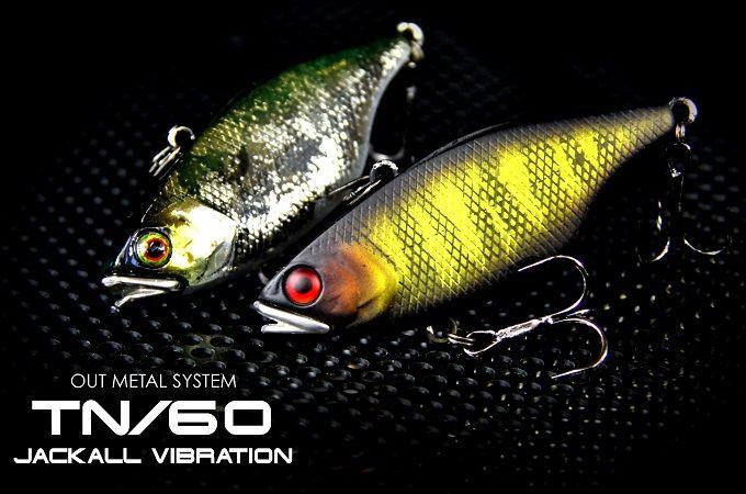 Jackall TN60 vibration