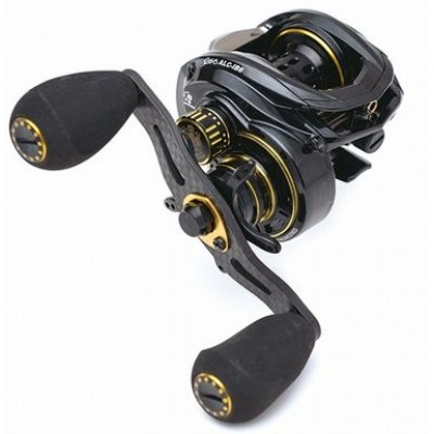 ABU Revo Black9, Heavy duty reel for record bass 23lb 2015 limited