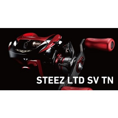 Daiwa Steez Limited SV TN Japan version 2014