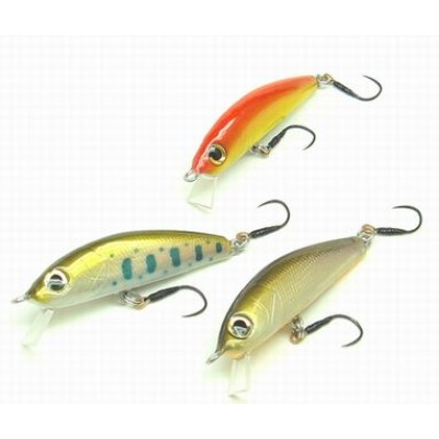 Lure-Rep DMars50S, hand crafted wood baits