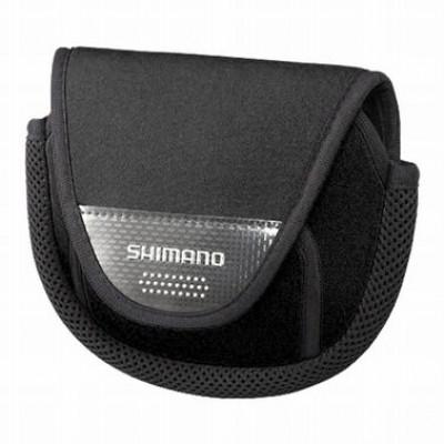 Shimano Spinning reel bag PC-031L, Black, M(3000, 4000, C5000)