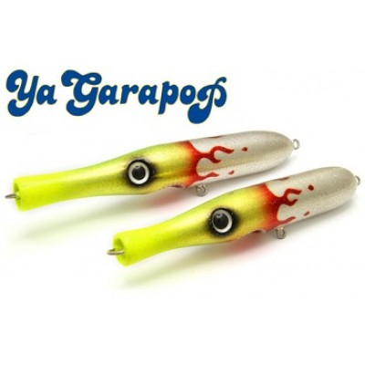 Skagit Designs Yagarapop, wooden baits
