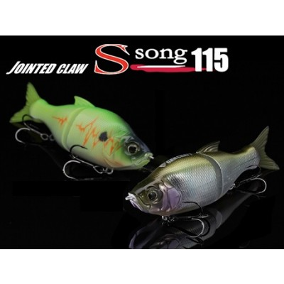 Gan Craft Jointed Claw S-Song 115