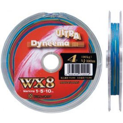 YGK Ultra2 WX8, braided lines