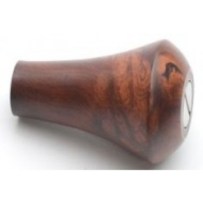 Y-Style, super premium wood knobs, L size for Daiwa S