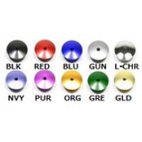 Avail GM Aluminum knob caps
