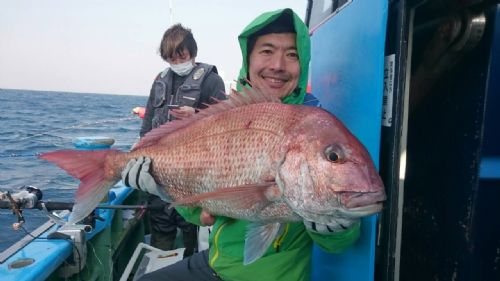 Red bream 5.5kg