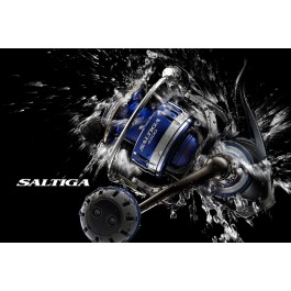 Daiwa 15Saltiga Spinning reels Japan model 2015-2019