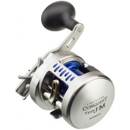 Shimano JDM Calcutta Conquest Type J jigging reels, Japan Version