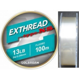 Toray Solaroam Exthread Type NS (100% Fluorocarbon line)