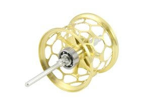 Avail Microcast ALD1518TRI spool ch gold