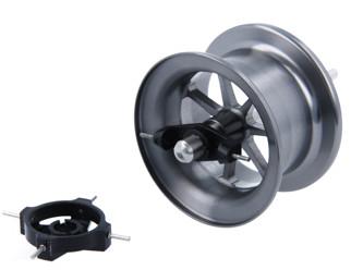 Avail Microcast AMB1050R spool BLACK + 4pt brake