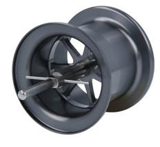 Avail Microcast AMB5050R spool Gunmetal, Old ABU 5000 5000D, bronz bushing