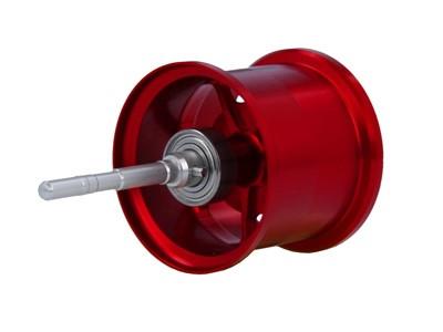 Avail Microcast spool CNQ5020TR Red + 4pt brake
