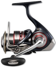 Daiwa Certate Hi Gear Custom Japan model2011-2012