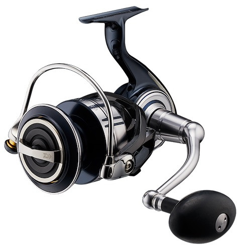 Daiwa 21 Certate SW saltwater heavy duty model 8000-18000 size 2021-