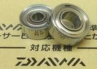 Daiwa SLPW BB bait spool ball bearing kit, light spin bearings