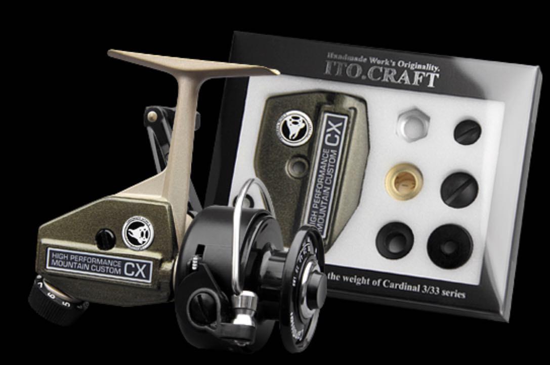 Itocraft Mountain Custom CX kit for Cardinal 3