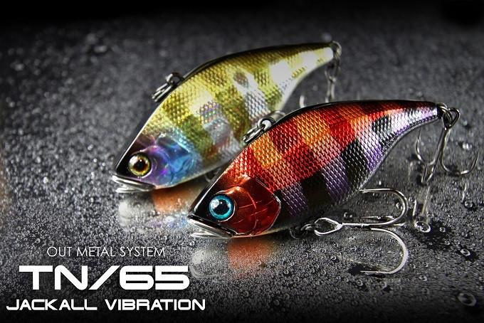 Jackall TN65 vibration