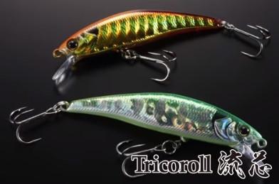 Jackall Timon Tricoroll Ryu-shin53HW