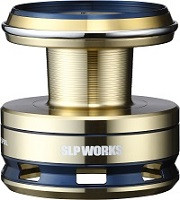 Daiwa SLPW Low drag tune 8000 gold spool