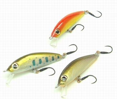 Lure-Rep DMars50S, hand crafted wooden baits