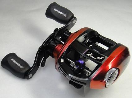 Megabass Zonda68 Rosso, 2013 Limited