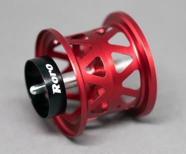 Roro BFS Spool DIY X27, standard, Daiwa TW1000, TD-Z, Red