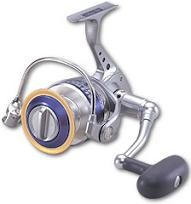 Daiwa 02Saltiga Z Spinning reels Japan 2002-2009