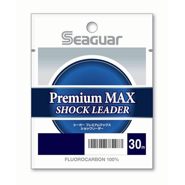 Kureha Seaguar Premium Max Shock Leader 30m
