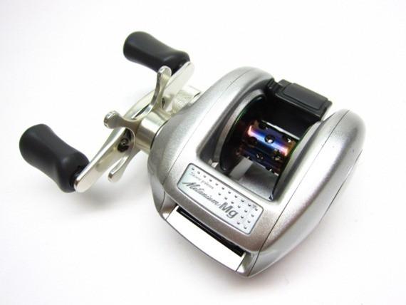 Shimano 00Metanium MG (silver 2000-2004)
