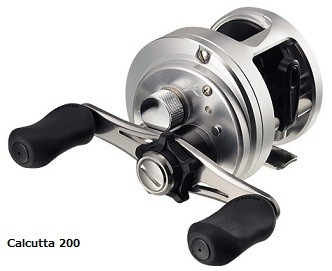 Shimano JDM 2012 Calcutta Japan version (Calcutta D) 2012-2016