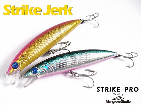 Mangrove Studio Strike Jerk 120