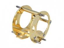 Avail low sitting frame of ABU2500C 7.5mm Gold plated