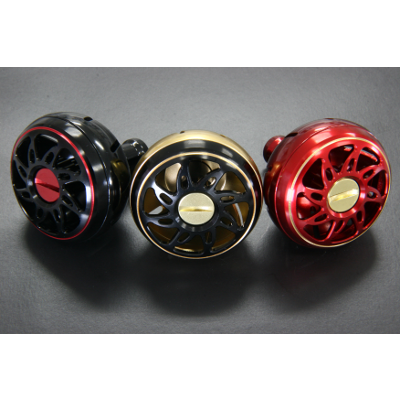 Daiwa SLPW Colored Aluminum Round Knob L (Daiwa L fitting)